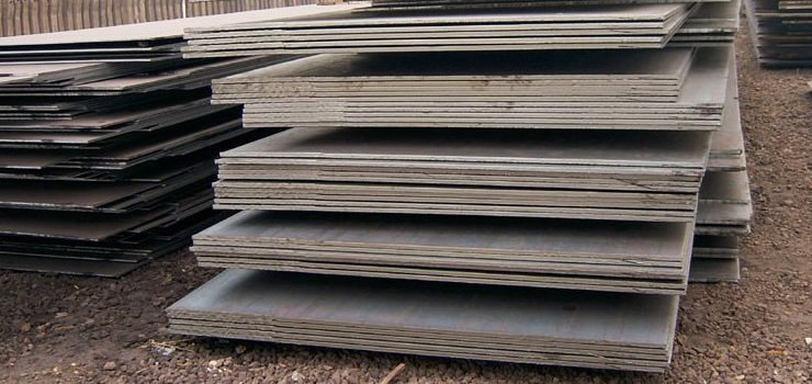 SA516 Gr 60 Carbon Steel Boiler Plate Suppliers and Stockists in ...