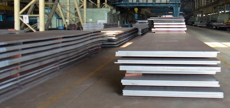 S690 QL EN 10025–6 Quenched and tempered structural steel Plates